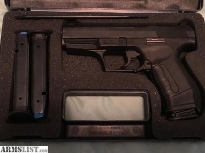 For Sale: Walther P99 40 S&W