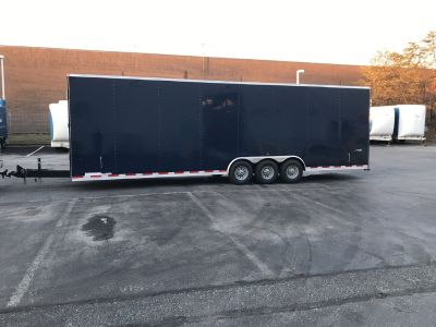32' Enclosed Cargo Trailer