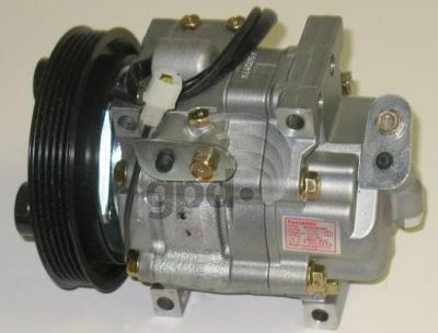 Purchase GLOBAL PARTS 7511506 A/C Compressor-New A/C Compressor motorcycle in Saint Paul, Minnesota, US, for US $625.66