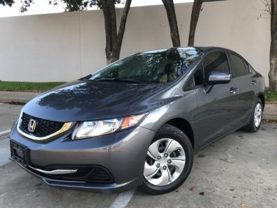 2015 Honda Civic Sedan 4dr Auto EX