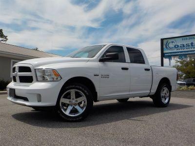 2015 RAM 1500 Tradesman (White)