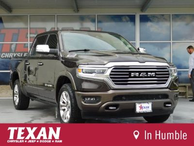 2019 RAM 1500 Longhorn (Rugged Brown Pearlcoat)