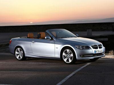 2011 BMW Legend 328i (Mineral White Metallic)