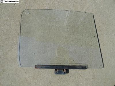 Volkswagen Beetle Driver s Door Glass