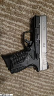 For Sale/Trade: Springfield xds 9mm bitone
