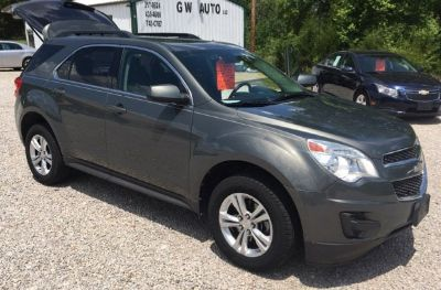 2012 Chevy Equinox LT.. MyLink touch screen!