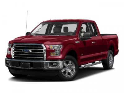 2016 Ford F-150 V6 SuperCab XLT EcoBoost RWD (Magnetic Metallic)