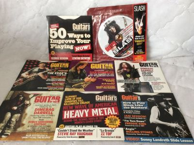 DVD: Guitar LESSONS (14 Disc)
