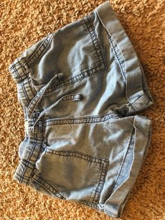 Carter s Size 3t jean shorts