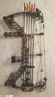 For Sale/Trade: Mathews Z7 Compound Bow Solocam