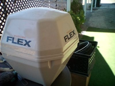 Flex satilite with reciever