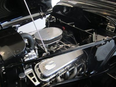 Big Block Chevy 454/468 CI with TH400 Transmission