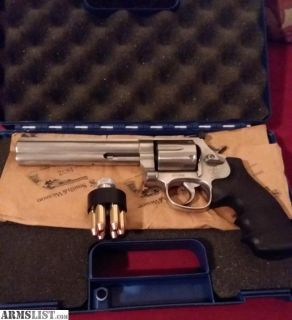 For Sale: Smith&Wesson 686