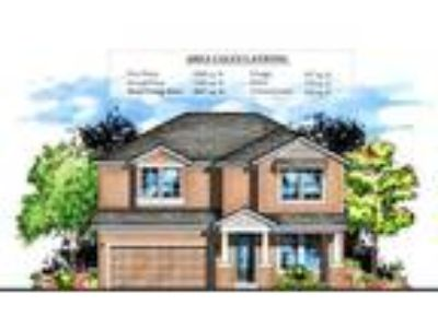 The Charleston by Pioneer Homes: Plan to be Built