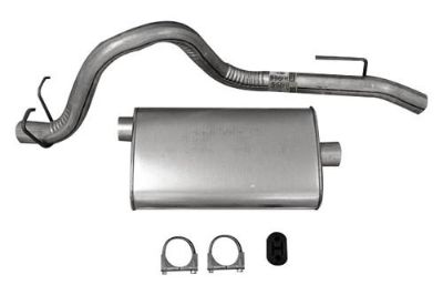 Find Omix-Ada 17606.01 - 1987 Jeep Wrangler Muffler And Tailpipe Kit motorcycle in Suwanee, Georgia, US, for US $377.06