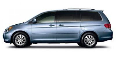 2008 Honda Odyssey EX-L (Taffeta White)
