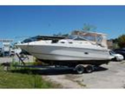 27' Regal 2765 with Trailer 2002