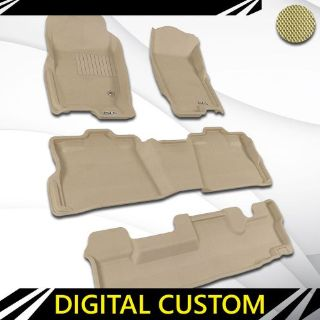 Purchase Fits Explorer Professional Custom Car Parts FX7D17927 Tan 3D Anti-Skid 1 Set Ben motorcycle in Chino, California, United States, for US $234.31