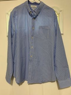 NWT XL Crown & Ivy Button up