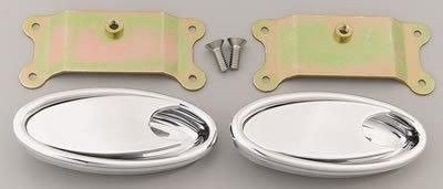 Sell Lokar IDH-2001 Door Handles Interior Billet Aluminum Polished Universal Pair motorcycle in Tallmadge, Ohio, US, for US $165.97