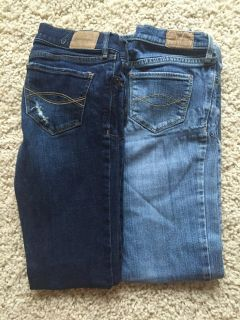 Abercrombie Jeans-Girls Size 12