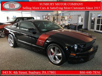 2007 Ford Mustang GT Deluxe (Black)