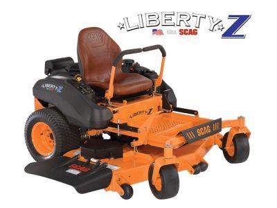2019 SCAG Power Equipment Liberty Z Zero-Turn Kohler 61 in. 26 hp Commercial Zero Turns Glasgow, KY