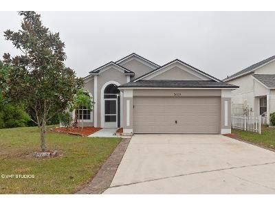 3 Bed 2 Bath Foreclosure Property in Davenport, FL 33837 - Huntwicke Blvd