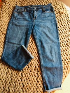 Old Navy Perfect Straight Size 12 Jeans