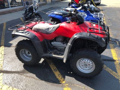 2006 Honda FourTrax Rancher AT Utility ATVs Elkhart, IN