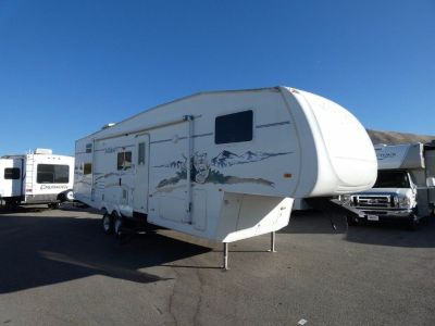2005 Forest River RV Wildcat 29BHBP Travel Trailer