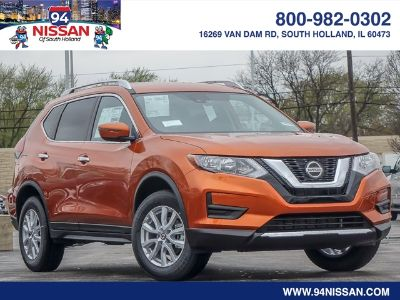 2019 Nissan Rogue (Orange Metallic)