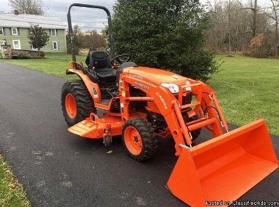 2013 Kubota B3200 Tractor