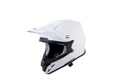 Buy Scorpion VX-R70 Solid MX Offroad Helmet White motorcycle in Holland, Michigan, US, for US $249.95