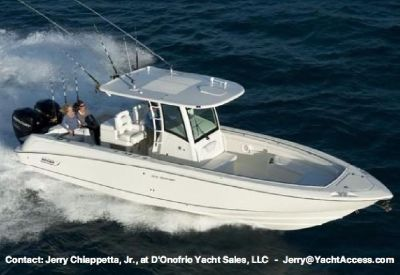 2013, 32' BOSTON WHALER 320 Outrage For Sale