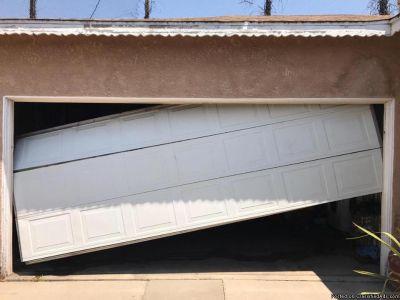 Garage Door Repair...Free Estimates