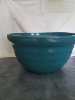 Monmouth pottery mixing bowl