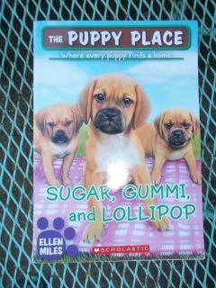 Puppy Place Book