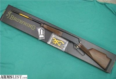 For Sale: Browning BLR Lightweight in 300 Winchester mag