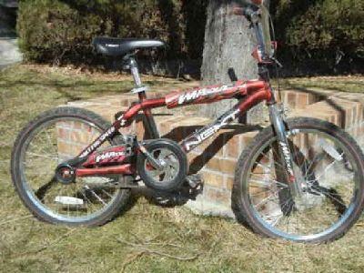 NEXT BMX style Bike