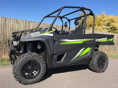 2019 Textron Off Road Stampede X SxS Utility Vehicles Tualatin, OR