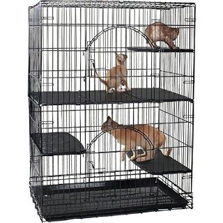 ProSelect Plastic Deluxe Platforms, Set of 3 - Great for ferrets and cats