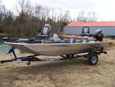 2019 Lowe STRYKER 17 W/ MERCURY 40 4S & TRAILER Other Boats West Plains, MO