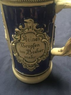 Nice German Beer Stein