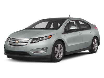 2014 Chevrolet Volt Premium (Black)