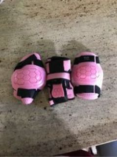 Knee, shin and elbow pads size M