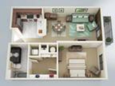 Sherman Way Luxury Apartment Homes - One BR + One BA