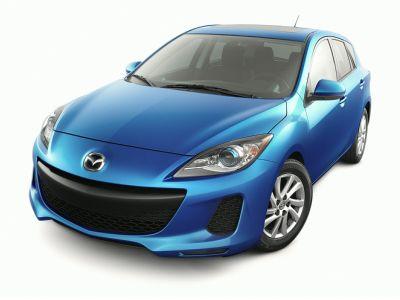 2012 Mazda Mazda3 i Grand Touring (Dolphin Gray Mica)