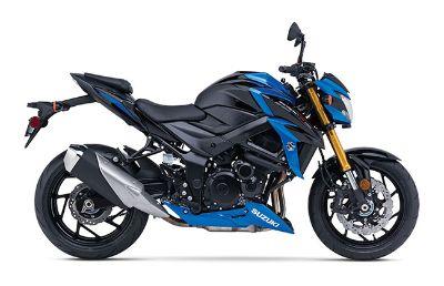 2018 Suzuki GSX-S750 Sport Motorcycles West Bridgewater, MA