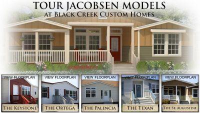 MIDDLEBURG FLORIDA MOBILE HOMES FOR SALE NEW JACOBSEN HOMES